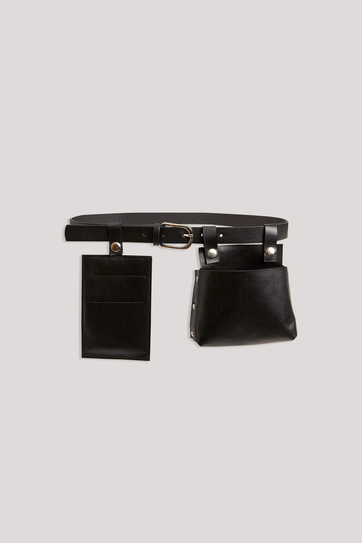 Kevser Sarıoğlu - BELT WITH CARD HOLDER