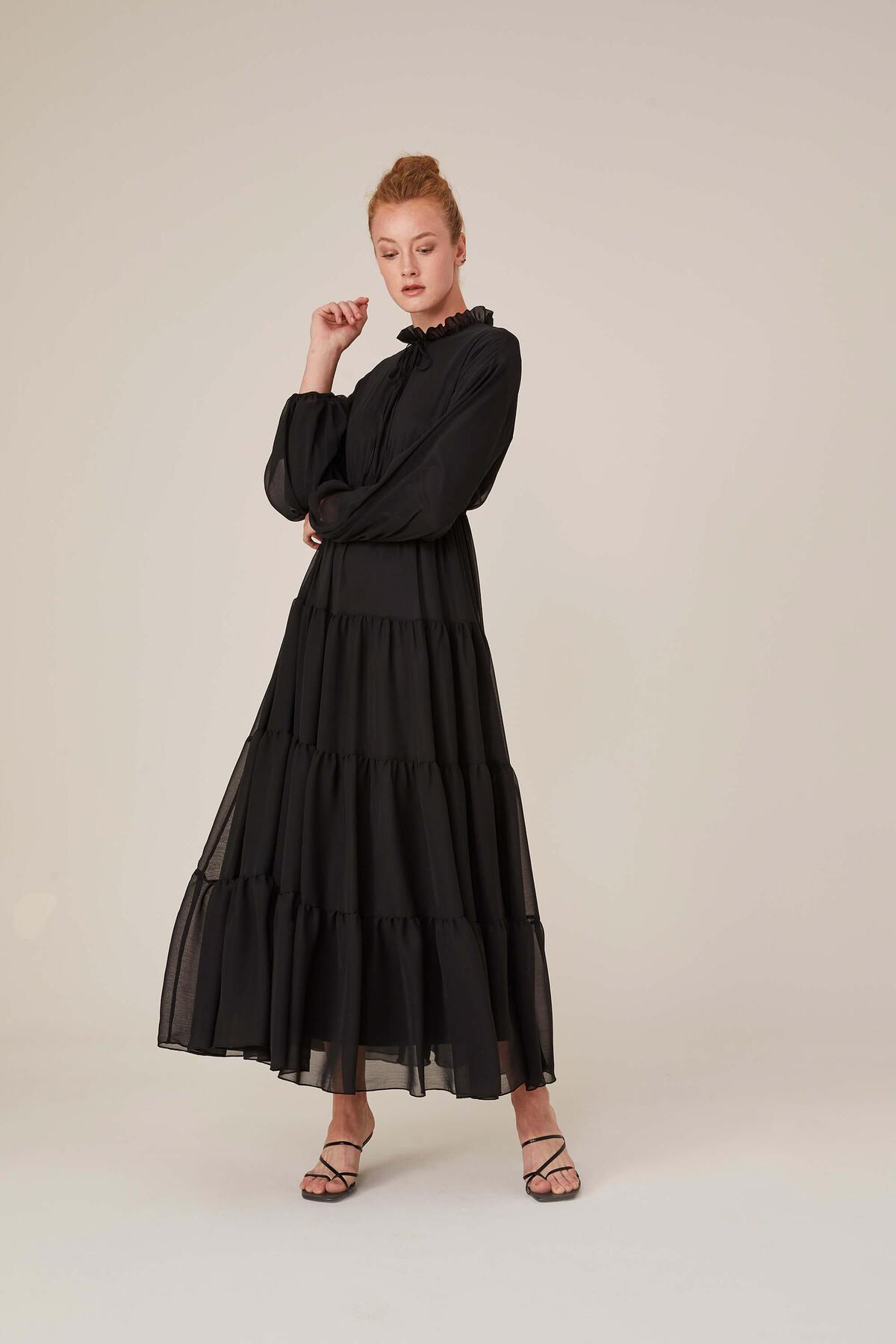 Kevser Sarıoğlu - DOUBLE LINED DRESS