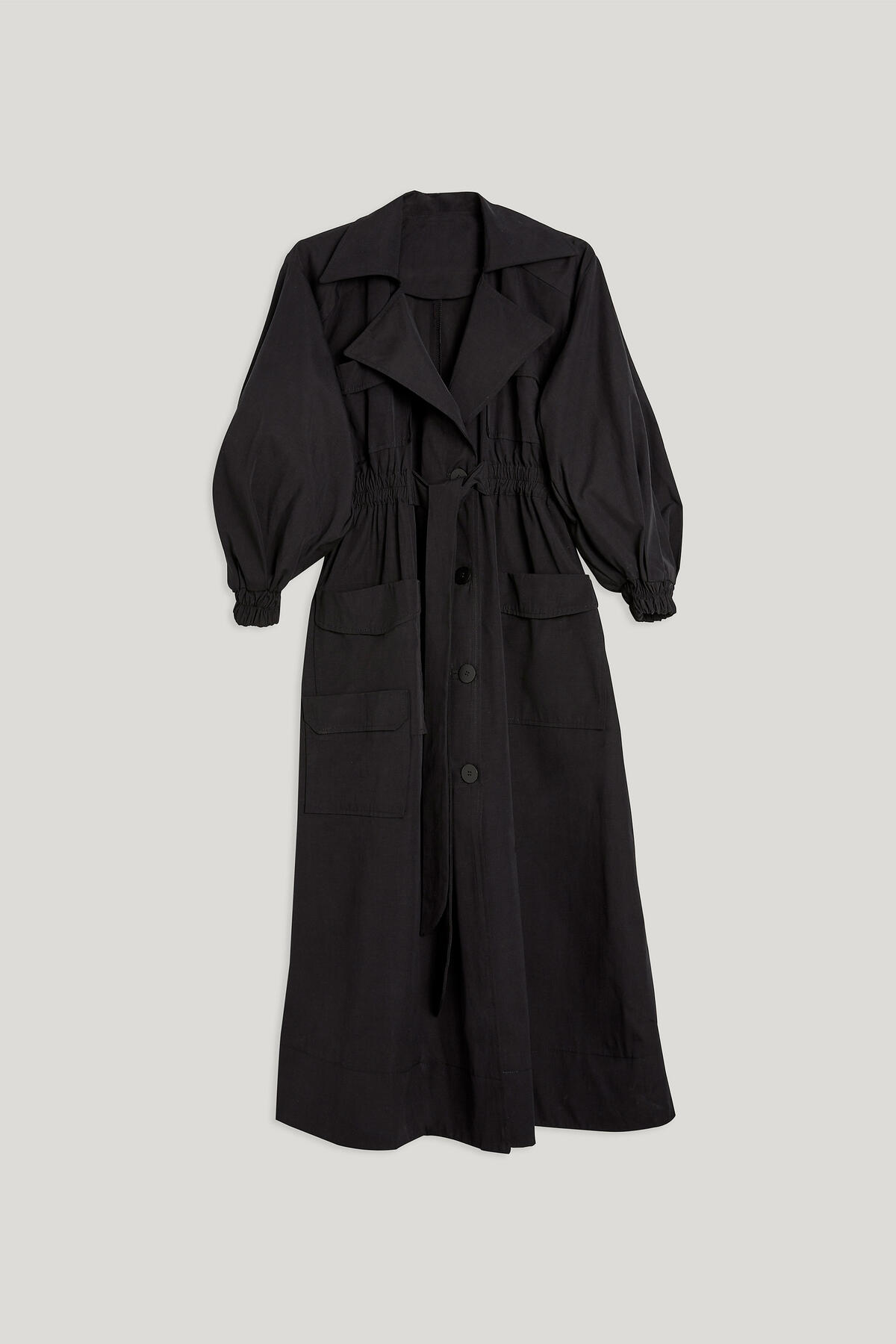 LIMITED EDITION - POCKET TRENCH COAT