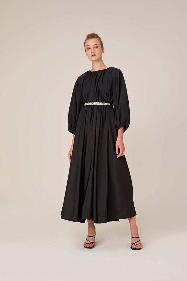 Kevser Sarıoğlu - SHINY STONE BELT DRESS